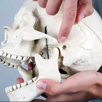 اختلال مفصل فکی گیجگاهی